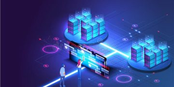 web-hosting-concept-data-visualization-computing-network-cloud-technology-science-background-computer-178192693